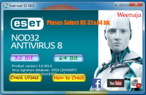 Eset Nod32 Antivirus 4 Gratis Per Sempre Ligabue